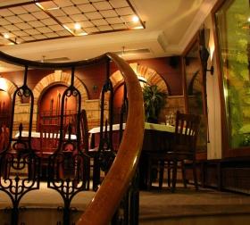 стилнен ресторант