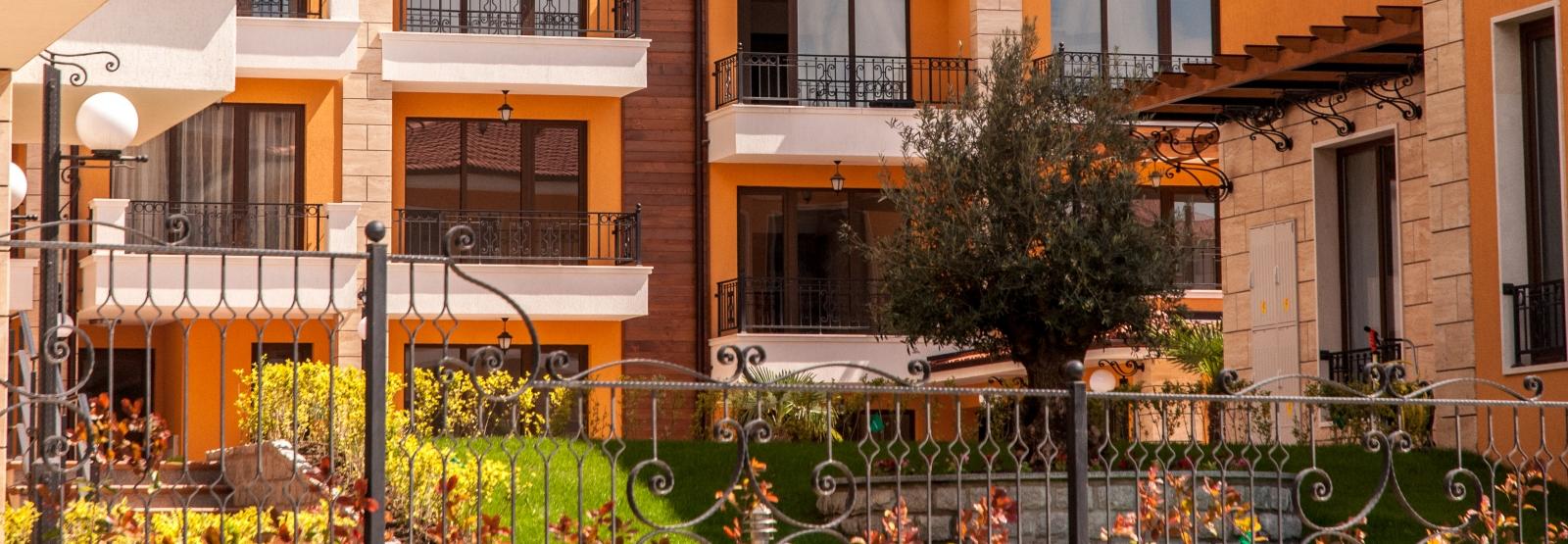 Строителство на апартаменти Свети Влас