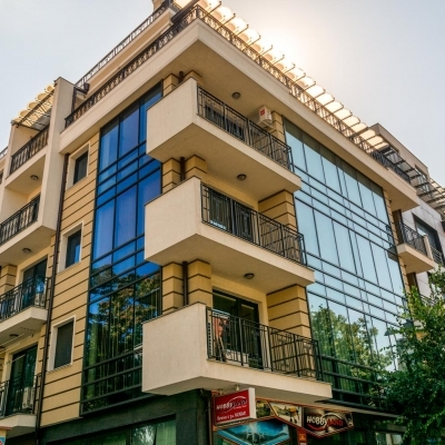 сграда с апартаменти в Бургас