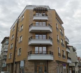 Сграда в гр. Бургас, построена срещу обезщетение